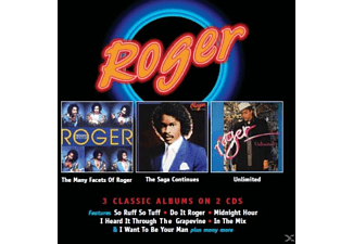 Roger Troutman - Dancing Down Orange Street (Expanded Edition) - (CD)