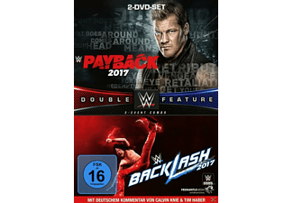 Payback/Backlash 2017 (Double Feature) - (DVD)