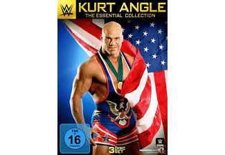 Kurt Angle-The Essential Collection - (DVD)