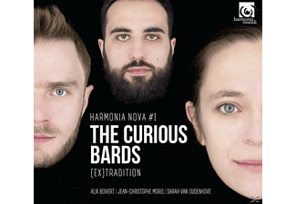 The Curious Bards - (Ex)Tradition - (CD)