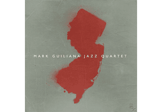 Mark Guiliana Jazz Quartet - Jersey - (CD)
