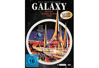 Galaxy Science-Fiction Classics Deluxe-Box - (DVD)