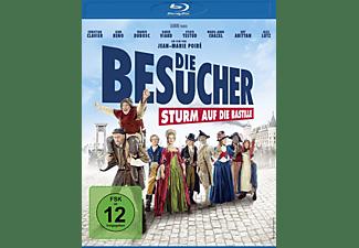 Die Besucher - Sturm auf die Bastille [Blu-ray]