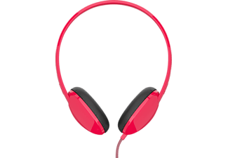 SKULLCANDY STIM LH20, Over-ear Kopfhörer, Headsetfunktion, Rot