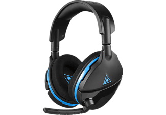 TURTLE BEACH TBS-3340-02 Stealth 600P , Gaming Headset, Schwarz/Blau