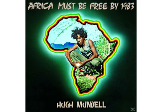 Pablo,Augustus & Mundell,Hugh - Africa Must Be Free By 1983 (Deluxe Edition) - (CD)