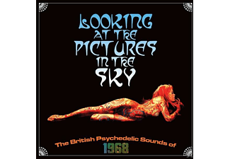 VARIOUS - Looking At The Pictures In The Sky-British Psych - (CD)