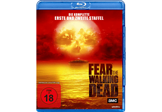 Fear The Walking Dead - Staffel 1+2 - (Blu-ray)