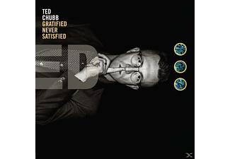 Ted Chubb, Bruce Williams, Seth Johnson, Oscar Perez, Tom DiCarlo, Jerome Jennings - Gratified Never Satisfied - (CD)