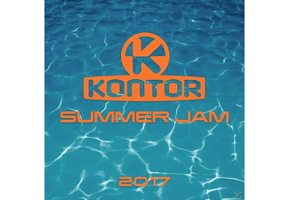 VARIOUS - Kontor Summer Jam 2017 - (CD)