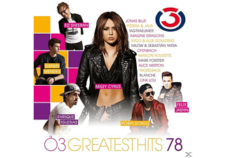 Diverse Pop Ö3 Greatest Hits Vol.78 Pop CD
