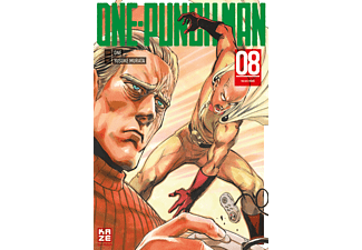 One-Punch Man - Band 8, Action (Taschenbuch)
