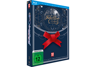 SAILOR MOON CRYSTAL - 5.BOX (LIMITED) - (Blu-ray)