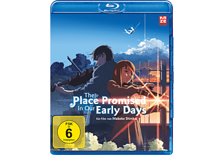 The Place Promised in Our Early Days - (Blu-ray)
