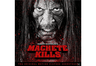 VARIOUS - Machete Kills (Blood Red) - (Vinyl)