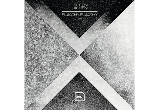 Ellen Allien - Flashy (Original & Remixes) - (Vinyl)