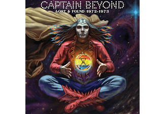 Captain Beyond - Lost & Found 1972-1973 - (Vinyl)