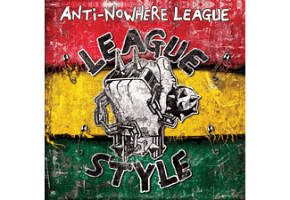 Anti-Nowhere League - League Now - (Vinyl)