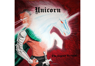 Unicorn - The Legend Returns (Limited Double-Vinyl) - (Vinyl)