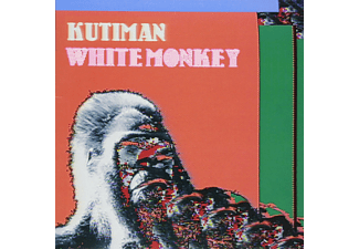 Kutiman - WHITE MONKEY - (Vinyl)
