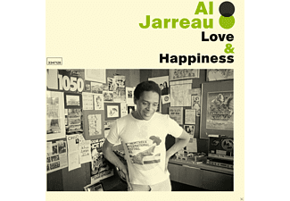 Al Jarreau - Love & Happiness - (Vinyl)