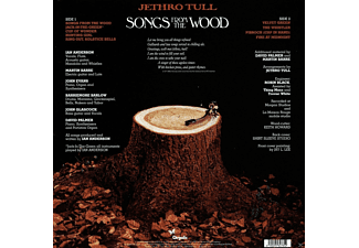 Jethro Tull - Songs From The Wood (40th Anniversary Edition) - (Vinyl)