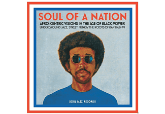 VARIOUS - Soul Of A Nation (1968-1979) - (CD)