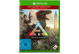 XBO ARK - SURVIVAL EVOLVED EXPLORERS EDITION - Xbox One