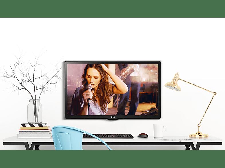 """LG 20MT48DF-PZ 49cm LED TV monitor funkcióval"""" hangfal - MediaMarkt"""