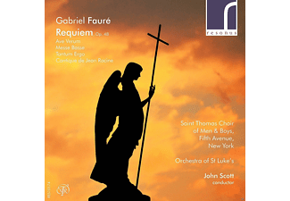Saint Thomas Choir of Men & Boys - Requiem op.48 - (CD)