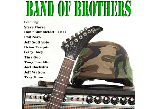VARIOUS - Band Of Brothers - (CD)