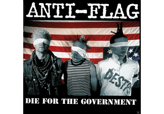 Anti-Flag - Die For The Government - (Vinyl)