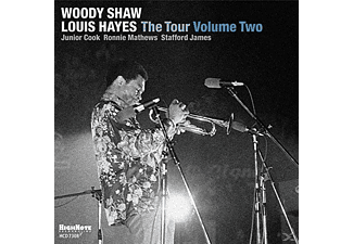 Woody Shaw - The Tour Volume Two - (CD)