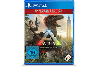 ARK - SURVIVAL EVOLVED EXPLORERS EDITION [PlayStation 4]