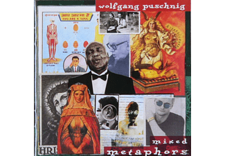 Wolfgang Puschnig - Mixed Metaphors (Remastered) - (CD)