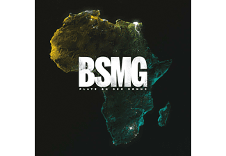 BSMG - Platz An Der Sonne (Ltd.Digipak) - (CD)