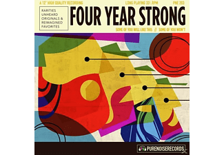 Four Year Strong - Some Of You Will Like This,Some Of You Won't - (CD)