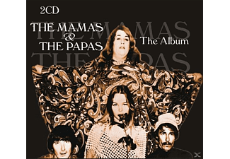 The Mamas And The Papas - The Mamas and the Papas-The Album - (CD)