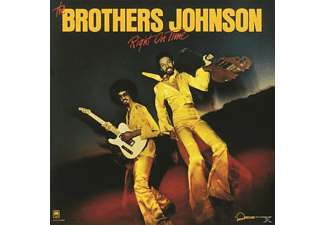 The Brothers Johnson - Right On Time - (Vinyl)