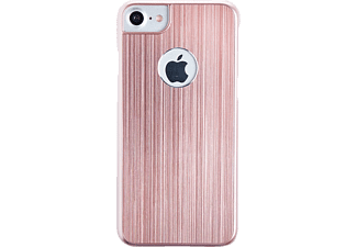 SPADA Brushed Alu, Backcover, Apple, Backcover, iPhone 6/iPhone 6S/iPhone 7/iPhone 8, Rosegold