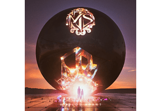Make Them Suffer - Worlds Apart - (CD)