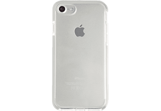 SPADA Military Shock Proof iPhone 7/iPhone 8 Handyhülle, Transparent/Weiß