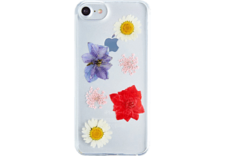 SPADA Real Flower, Backcover, Apple, Backcover, iPhone 6/iPhone 7/iPhone 8