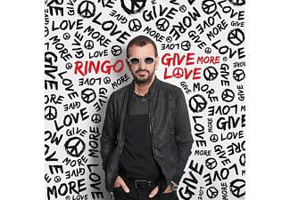Ringo Starr - Give More Love (CD) - (CD)