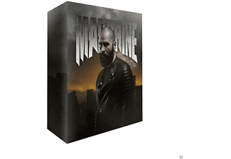 Koree - Maschine (Ltd.Fanbox) - (CD + Merchandising)