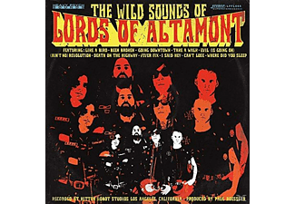 The Lords Of Altamont - The Wild Sounds Of The Lords Of Altamont - (CD)