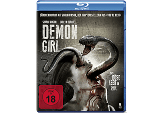 Demon Girl - (Blu-ray)