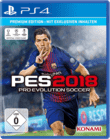 PES 2018 - Pro Evolution Soccer 2018 (Premium Edition) [PlayStation 4]