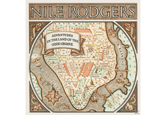 Nile Rodgers - Adventures In The Land Of The - (CD)