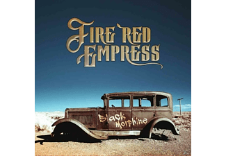 Fire Red Empress - Black Morphine - (CD)